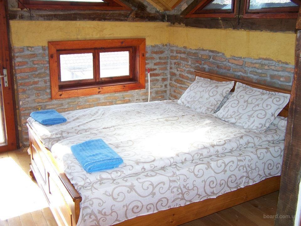 Маленький домик в Пелла на берегу моря недорого