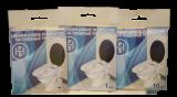 Одноразовые покрытия на бумажной и ламинированной основе для унитазов