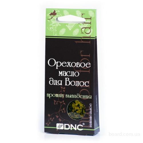 DNC Ореховое масло для волос против выпадения