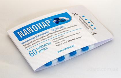 НаноХап для єффективного усвоения кальция