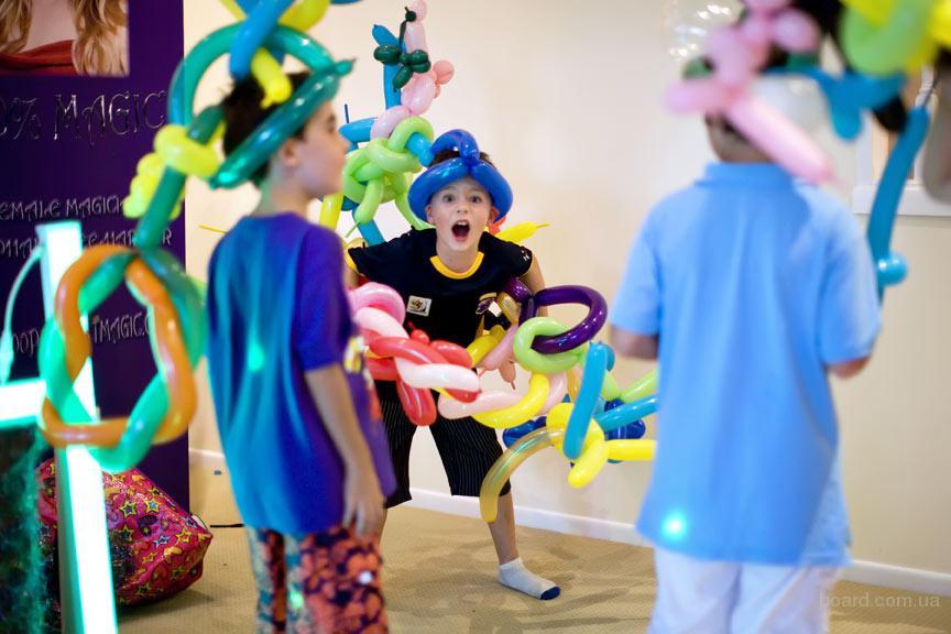 Детские аниматоры спб - организация детских праздников