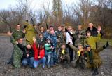 организуем День рождения подростка в стиле «милитари»