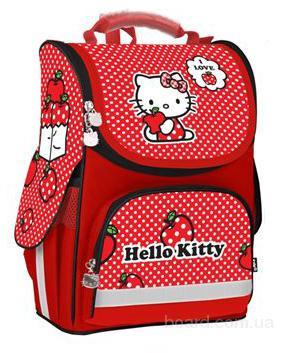 Детский рюкзак для школы Hello Kitty