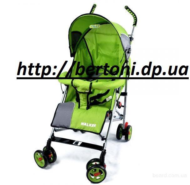Детская коляска-трость Walker