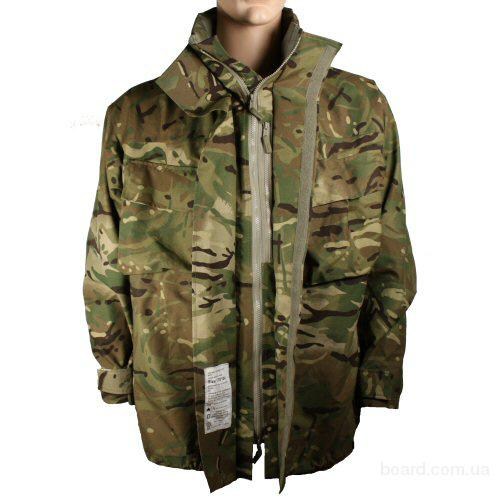Военная одежда MTP Goretex
