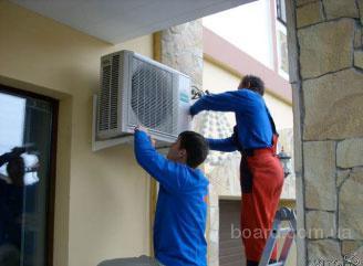 Установка кондиционеров, обслуживание и ремонт в Полтаве.