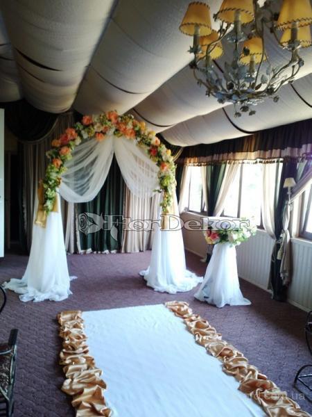 Венчальная арка в аренду Киев