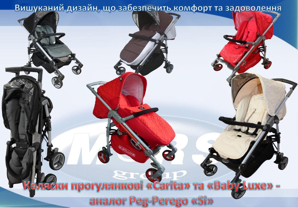 Детские коляски оптом и в розницу. Компания Marsgroup