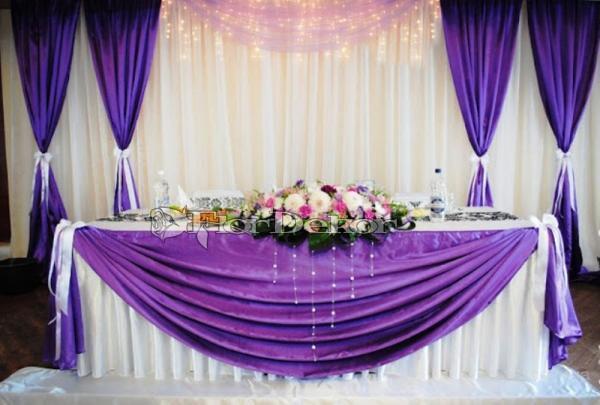 Оформление свадьбы, прокат товаров
