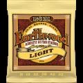 Струны для акустической гитары Ernie Ball 11-52 Earthwood Light