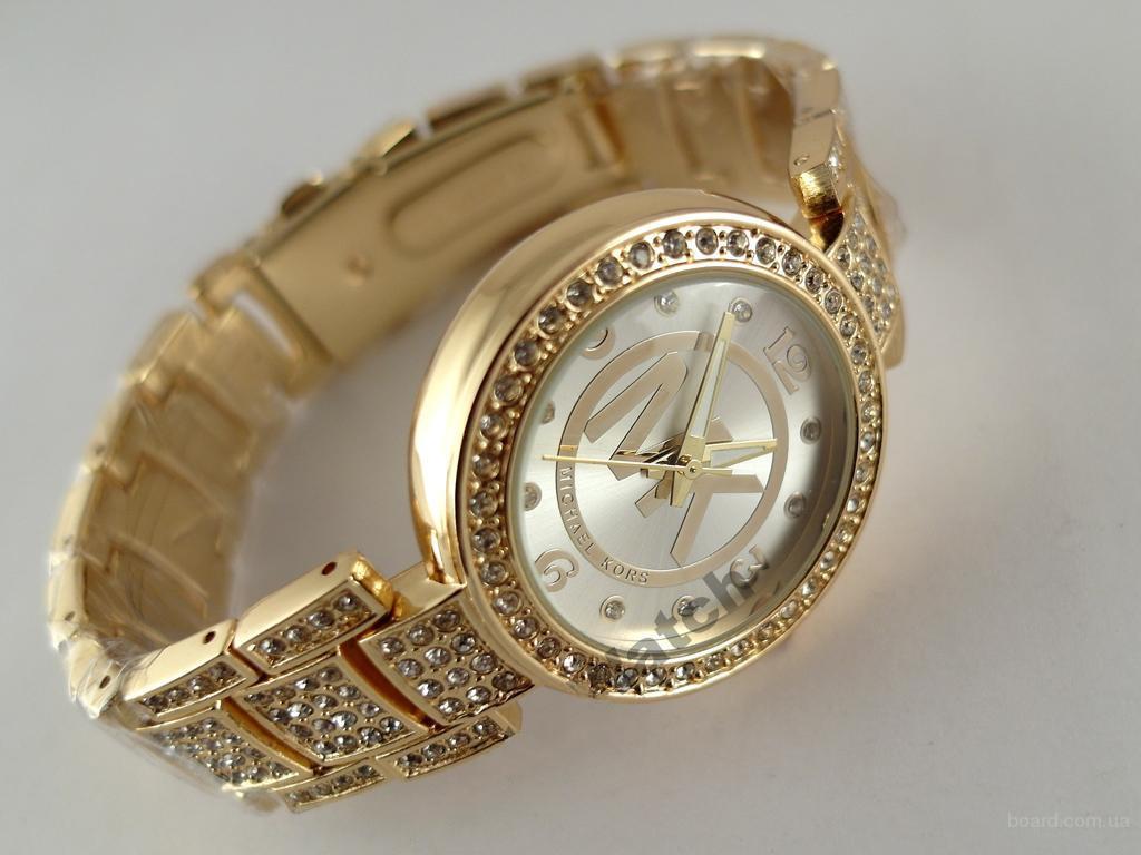 Кварцевые часы Michael Kors Glitz Top