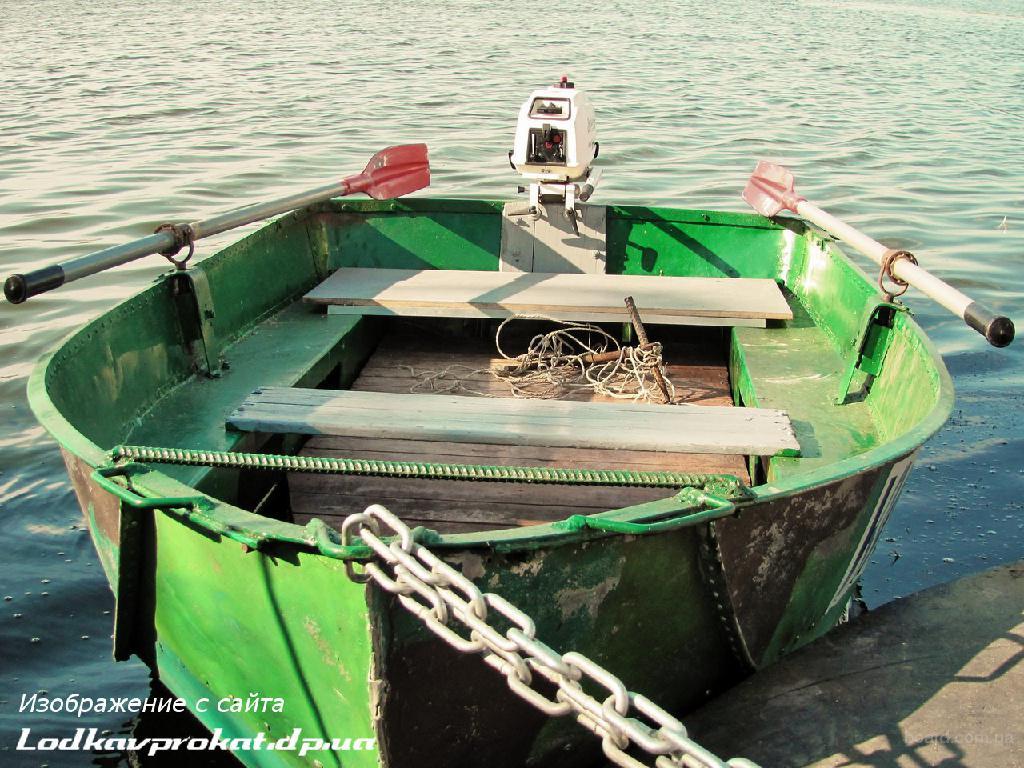 взять напрокат моторную лодку