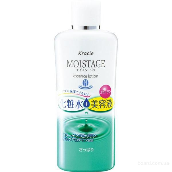 Kracie «Moistage» Лосьон-эссенция для нормальной кожи увлажняющий «Moistage» 210 мл  Япония