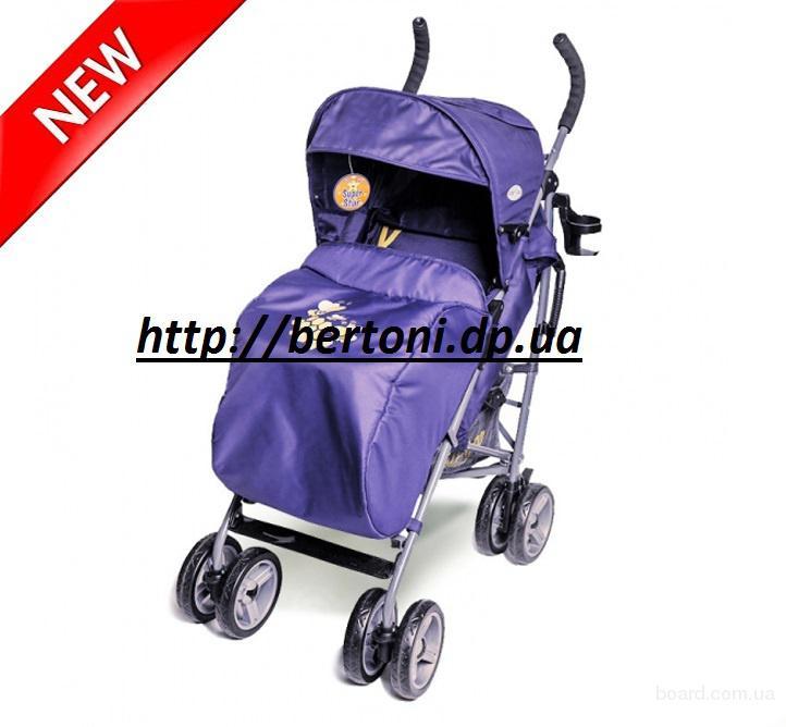 Детская коляска-трость Vespa