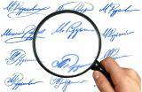 Почерковедческая экспертиза и верификация подписи: как и для чего проводится исследование