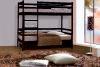Кровать двухярусная деревянная Лиссабон