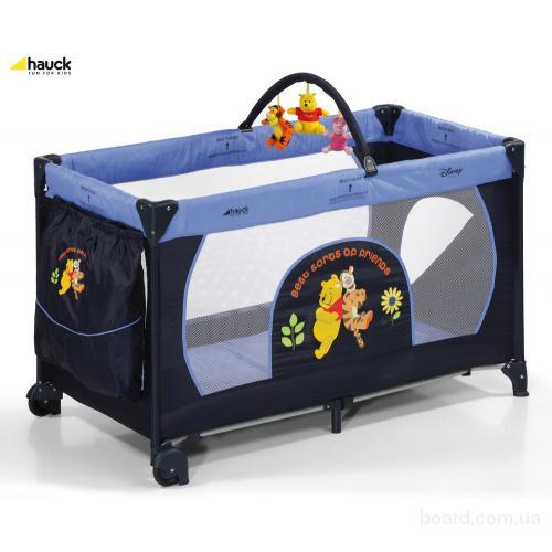 Кровать-манеж напрокат