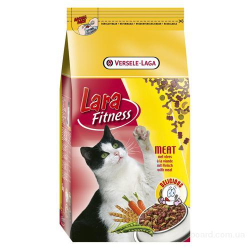 Корма для кошек ЛАРА - Бельгийские премиум корма для кошек