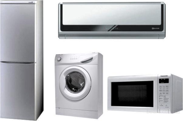 Ремонт бытовой техники (холодильники, стиральные машины и др.)