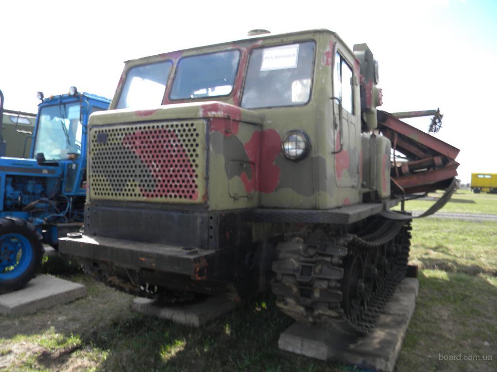 Купить трелевочный трактор Лебёдка лопата, 2013 в в.