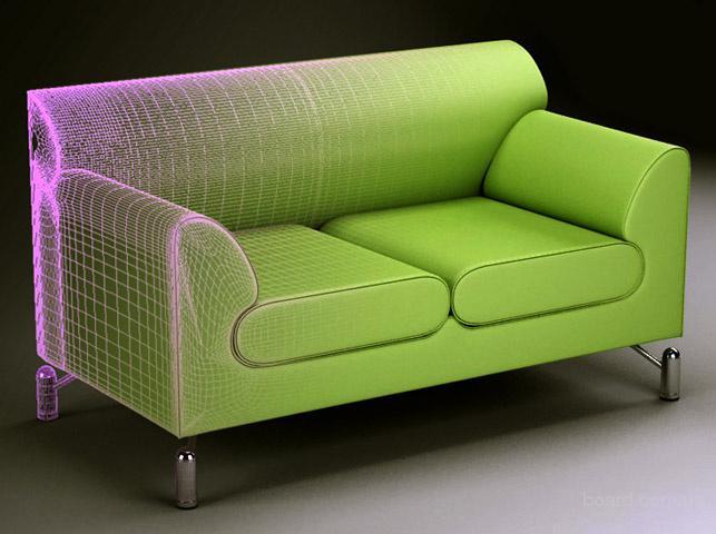 3d-модель мебели