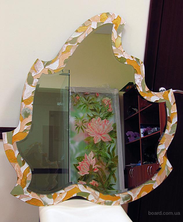 """Зеркало """"Листик"""""""