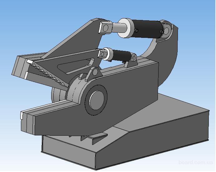 Разработка проектов и чертежей агрегатов и механизмов в двухмерной и трехмерной графике