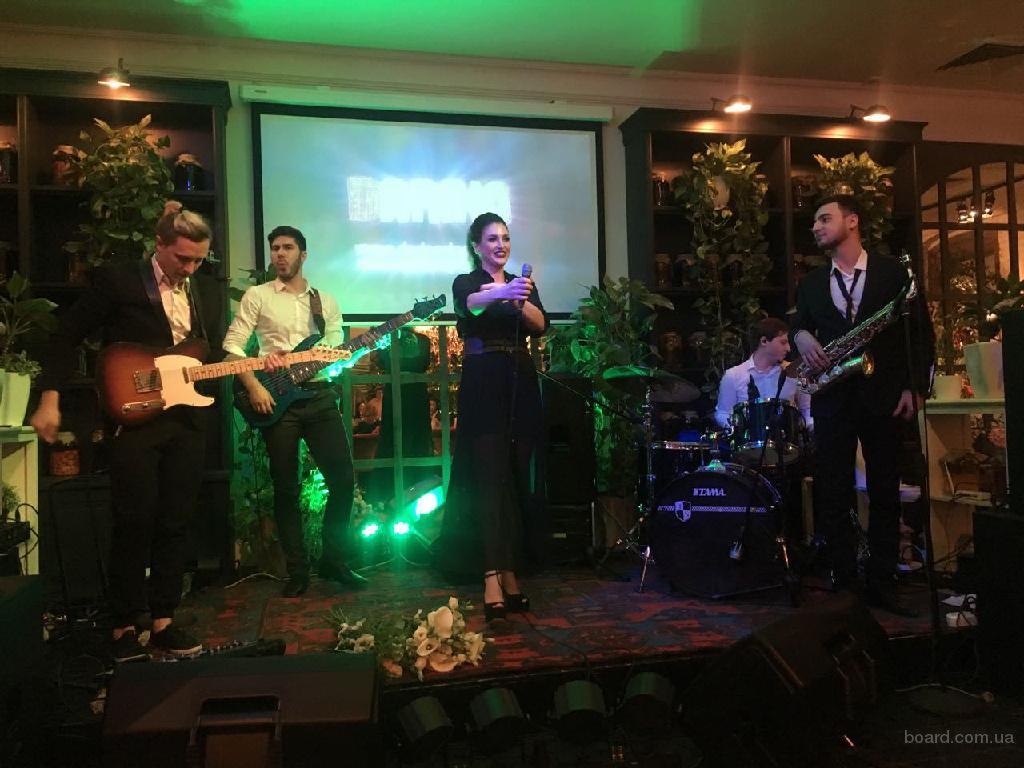 Кавер группа + аппаратура / Рок, поп, хиты 80х, рок-н-ролл. Киев
