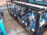 Продам холодильные агрегаты, оборудование Bock (Германия), б.у., в рабочем состоянии. Мощность 15 Квт единица.