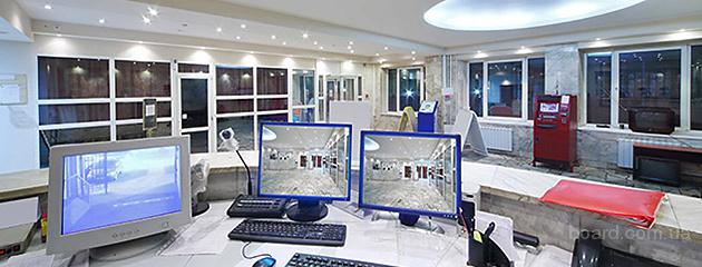 Охрана офисов и офисных зданий в Москве.