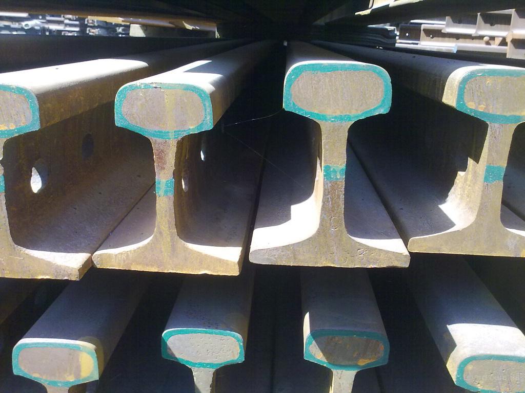 Жд пути под демонтаж рельсовый лом рельс разный материалы всп