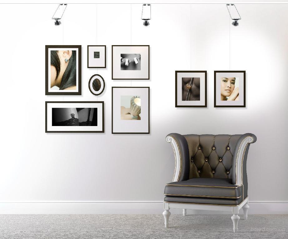 Подвеска для картин (Галерейная подвеска - современно и совсем недорого!!)