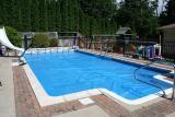 Солярная пленка для бассейнов Летняя пленка для бассейна Летнее покрытие для бассейна