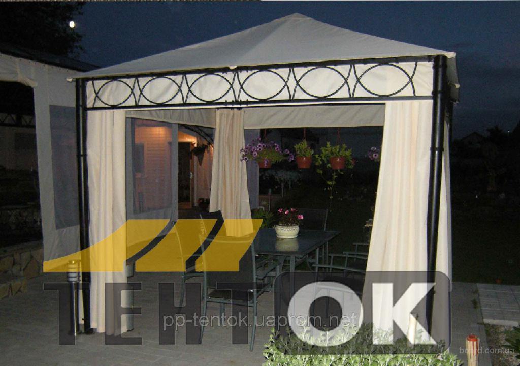 Тенты, шторы, панели, навесы Киев