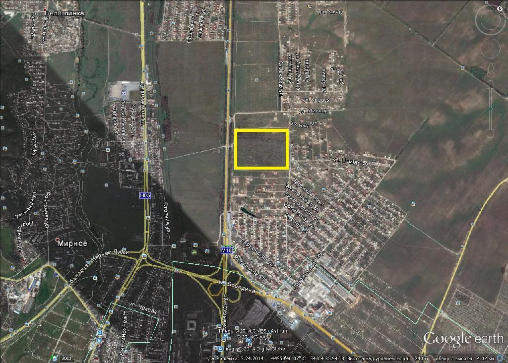 Предлагаем к продаже /Долевое участие в застройке территории на основе договора  земельный участок