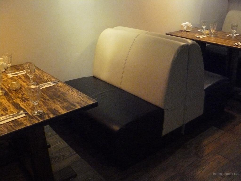 продам двухместные диваны б/у для кафе, бара, ресторана