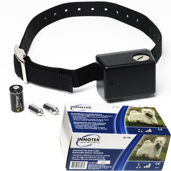 Innotek Антилай (Automatic No-Bark) электронный ошейник против лая для собак