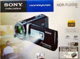 Продам видеокамеру Sony HDR-PJ200E