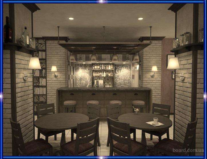 Барная стойка - в кафе, бар, ресторан или развлекательный центр