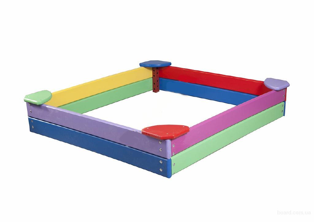 Песочница для детей,деревянные песочницы,детские песочницы