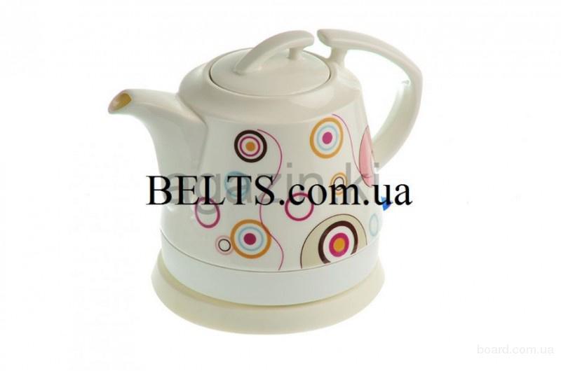 Электрический чайник Электрик Кетл (Electric Kettle) керамичиский Киев.