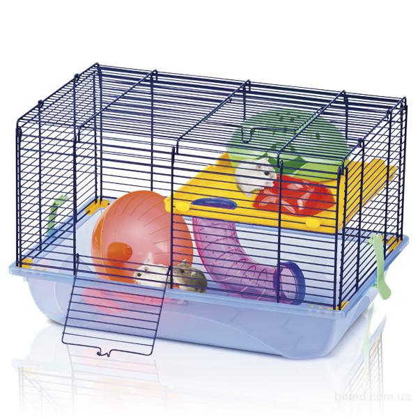 Клетка для грызунов Imac Кричети 9  клетка для хомяков, песчанок, пластик