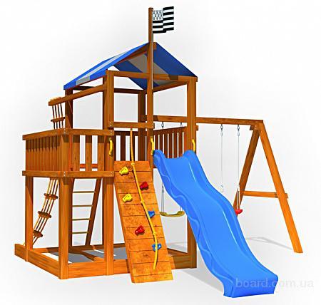 Детская площадка, игровой комплекс для улицы