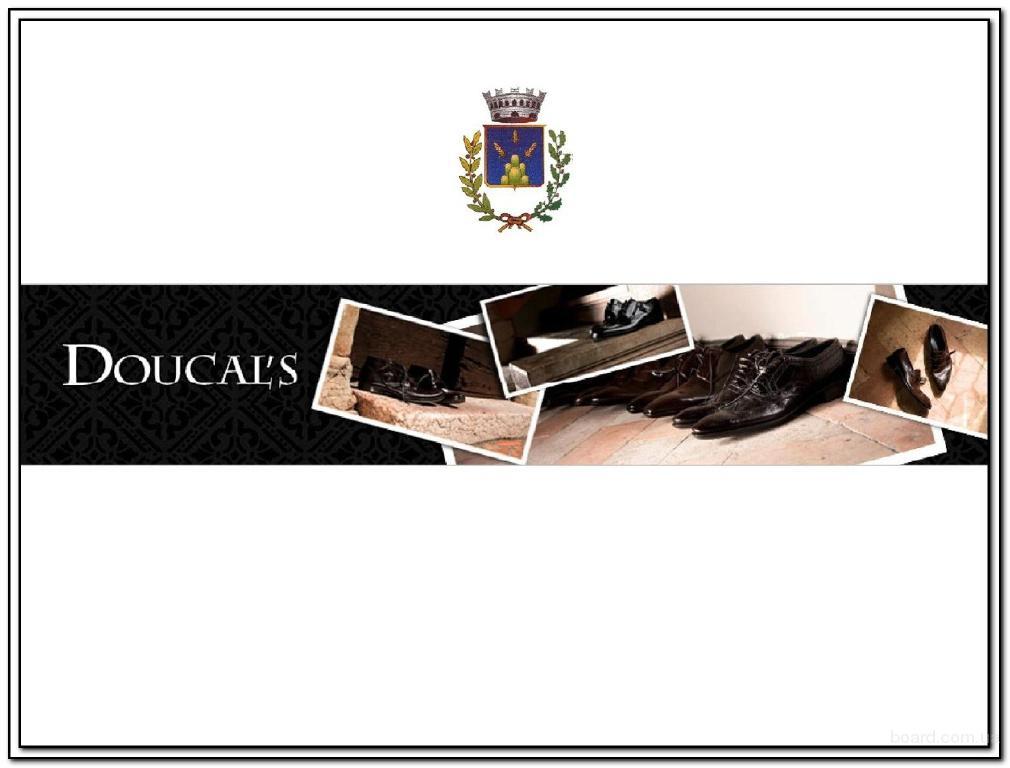 Doucal's итальянская обувь в Киеве,в Украине
