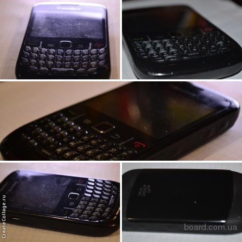 Обменяю телефон Blackberry 8520 curve на ваши предложения