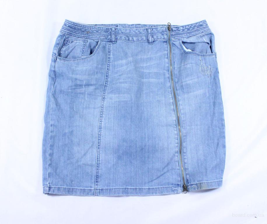 Где купить джинсовую юбку