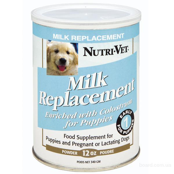 Нутри-Вет «Молоко для щенков» (340 гр) (заменитель сучьего молока для щенков)