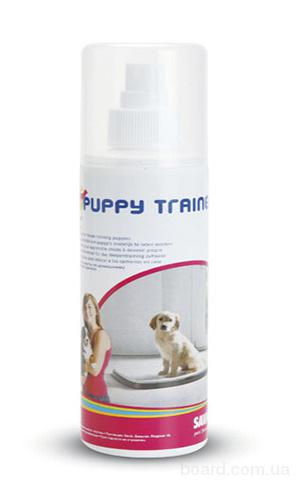 Savic Паппи Трейнер (Puppy Trainer) спрей для приучения к туалету собак, 150 мл