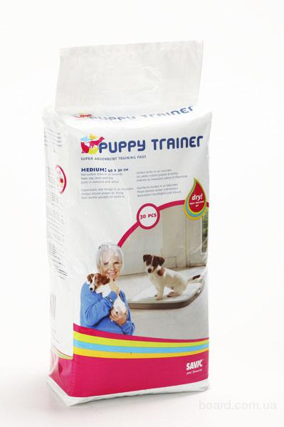 Savic Паппи Трейнер (Puppy Trainer) пеленки для собак Два размера