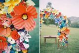 Прокат самых оригинальных свадебных арок в Киеве Аренда свадебной арки с помпонами, прокат свадебной арки